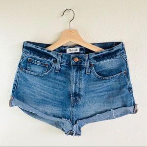Madewell Denim Shorts Size 27